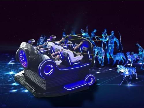 VR全景虚拟现实技术,新时代来临?